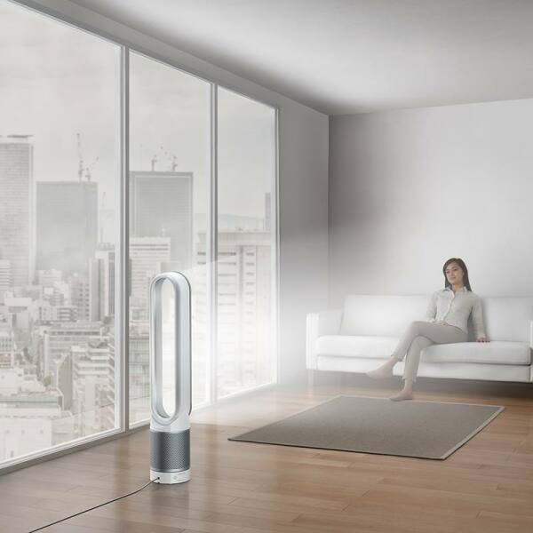Dyson Pure Cool Turmventilator anthrazit/blau